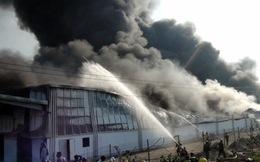 Cháy nhà máy Diana thiệt hại khoảng 400 tỷ đồng
