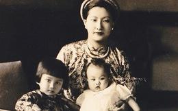 Hoàng hậu cuối cùng của Việt Nam sở hữu nhan sắc chim sa, cá lặn