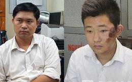 Bảo vệ Khánh bị tai nạn xe máy sau đêm đi ném xác chị Huyền