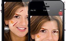 """Ứng dụng chụp hình """"ma quái"""" dành cho ngày lễ Halloween trên iOS"""