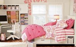 7 cách trang trí phòng ngủ đem lại cảm giác thư thái