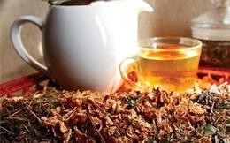 Chớ tùy tiện dùng trà thảo dược