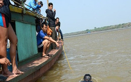 Sông Hồng chảy ngược đưa thi thể chị Huyền lên Việt Trì?
