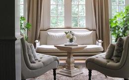 Phòng khách -  không gian sinh hoạt thanh bình
