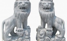 """Vụ sư tử Trung Quốc ngự tại đền chùa VN: """"Đây quả thực là một sai lầm"""""""
