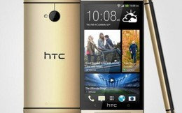 """""""Ăn theo"""" iPhone 5s, HTC One màu vàng ra đời"""