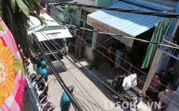 TP.HCM: Kẹt thang máy, một thanh niên chết ngạt
