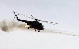 Xe tăng, trực thăng Binh đoàn Cửu Long diễn tập bắn đạn thật