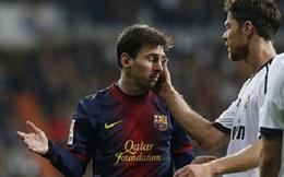 Messi bỏ ngoài tai những lời vu khống