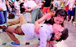 Những nụ hôn ấn tượng nhất năm 2013
