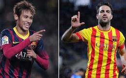 """10 """"nhà thiết kế"""" xuất sắc nhất La Liga lượt đi"""