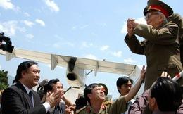 Những vần thơ nghẹn ngào tiễn biệt Đại tướng trở về với quê mẹ