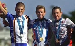 Lance Armstrong chính thức bị tước huy chương Olympic