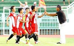U23 Myanmar phải chịu khuất phục trước Đồng Nai
