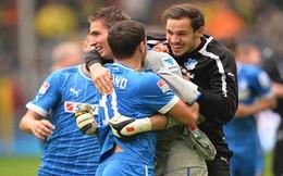 Vượt qua Dortmund, Hoffenheim nuôi ước mơ trụ hạng