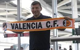 Valencia chính thức bổ nhiệm Djukic vào chiếc ghế HLV