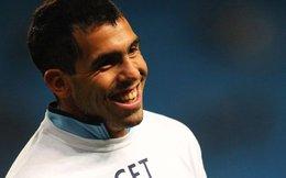 Juventus dành sẵn áo số 10 cho Tevez
