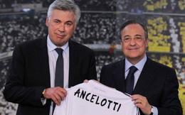 Hình hài nào cho Real Madrid dưới thời Ancelotti?
