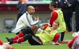 Quyết giữ nhân tài, Bayern gia hạn 4 năm với Ribery