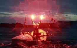 24h qua ảnh: Niềm hân hoan sau 140 ngày một mình vượt đại dương