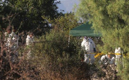 Phát hiện mộ tập thể ở Mexico chôn vùi 48 người