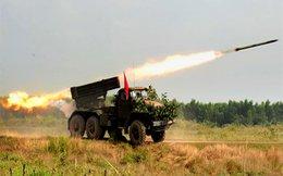 Không quân, pháo, tăng Quân đoàn 4 nhả đạn diệt mục tiêu