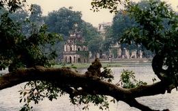 Hồ Gươm hoài cổ trong ống kính quốc tế cách đây 23 năm