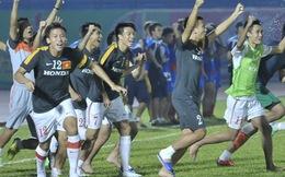 U23 Việt Nam tiến vào chung kết sau loạt luân lưu cân não