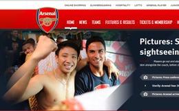 """Arsenal sẽ tốn bao nhiêu cho """"Running Man"""" Vũ Xuân Tiến?"""