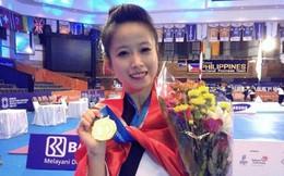 """""""Hot girl"""" taekwondo lọt vào tốp 8 công dân trẻ tiêu biểu"""