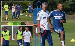 """Mourinho ra mắt """"vũ khí bí mật"""" trong buổi tập đầu với Chelsea"""