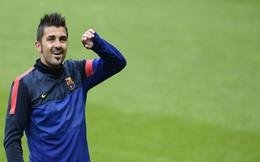 Ngó lơ Man United & Tottenham, Barca bất ngờ bán Villa cho Atletico