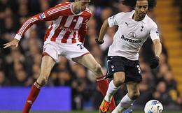 Tottenham vs Stoke: Hiểm họa đất khách