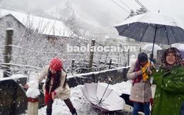 """Tuyết rơi ở Sapa: """"Giới trẻ háo hức thì nên mừng vui mới đúng""""!"""
