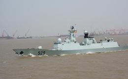 """""""Mổ xẻ"""" lực lượng tàu hộ vệ đông đảo nhất của Trung Quốc"""