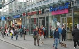 Hệ thống bán lẻ của Đức tăng cao trong tháng 12