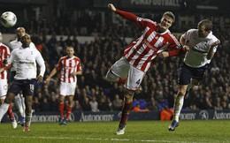 Góc thống kê: Stoke vs Tottenham