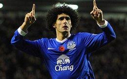 "Rao bán Fellaini, Everton ""chơi khăm"" Man United"