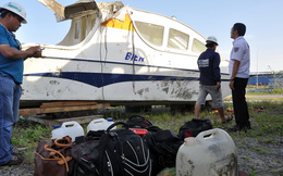 Chìm canô trên biển Cần Giờ: còn nhiều ẩn khuất phải làm rõ