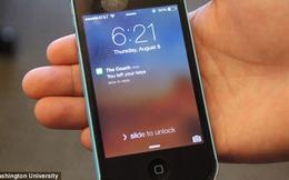 Công nghệ mới: Gửi tin nhắn không cần pin