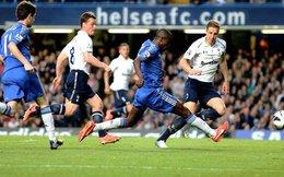 Chelsea (2-2) Tottenham: Kịch tính top 4