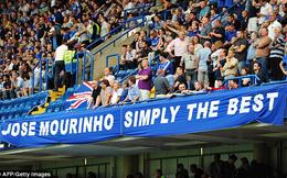 Chùm ảnh: CĐV Chelsea cuồng nhiệt chào đón Mourinho