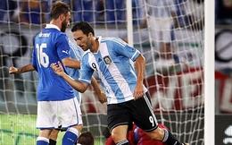 Tổng hợp VIDEO: Argentina, Tây Ban Nha thắng; Đức hòa; Brazil bại