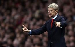 """Liên tiếp chiến thắng, Wenger có HĐ cực """"khủng"""" với Arsenal"""