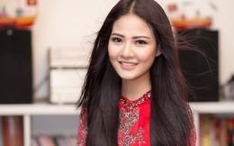 Trần Thị Quỳnh đấu giá áo dài mặc tại Mrs World được 100 triệu
