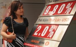 Lãi suất hạ nhiệt: Đầu ra tín dụng vẫn nghẽn