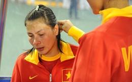 Nữ Việt Nam khóc hết nước mắt vì thua Thái Lan
