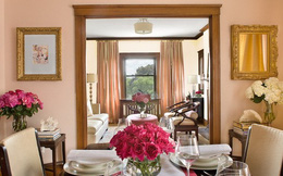 Trang trí nội thất bằng gương: Mang ánh sáng vào nhà