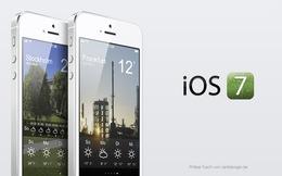 iOS 7 lên ngôi vương, hiện hữu trên hơn 74% iPhone và iPad