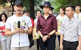 'Ông bầu' Phúc Nguyễn đưa siêu mẫu đi bán hàng